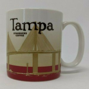 Starbucks Mug Global Icon Tampa Florida